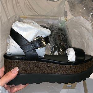 Michael Kors marlin platform sandal 8.5